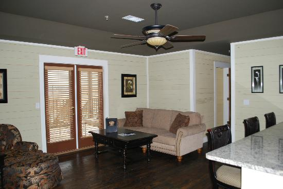 Creekside Lodge & Conference Center : second floor suite