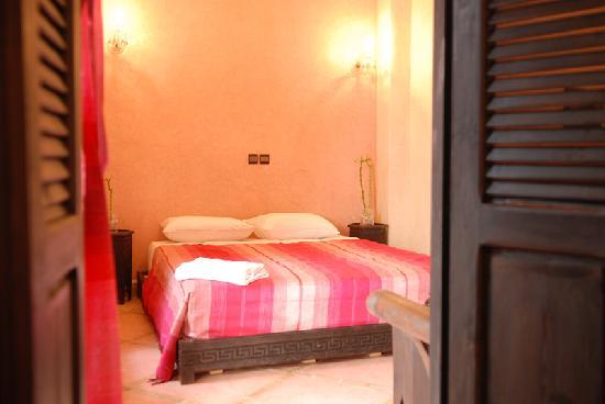 Chambre Fuchsia - Photo de Riad L\'Orchidee, Marrakech - TripAdvisor