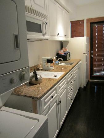 The Met South Beach: cozinha