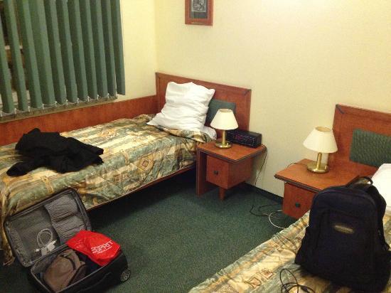 Hotel Rycerski: Pokój TWIN standard