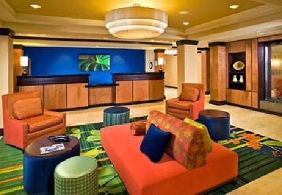 Fairfield Inn & Suites Millville Vineland: Lobby