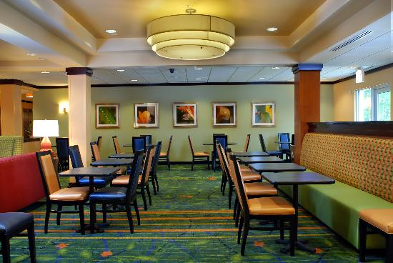 Fairfield Inn & Suites Millville Vineland: Breakfast