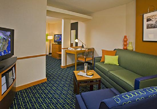Fairfield Inn & Suites Millville Vineland: Suite