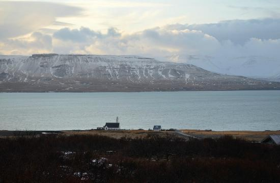 Hotel Glymur: The view