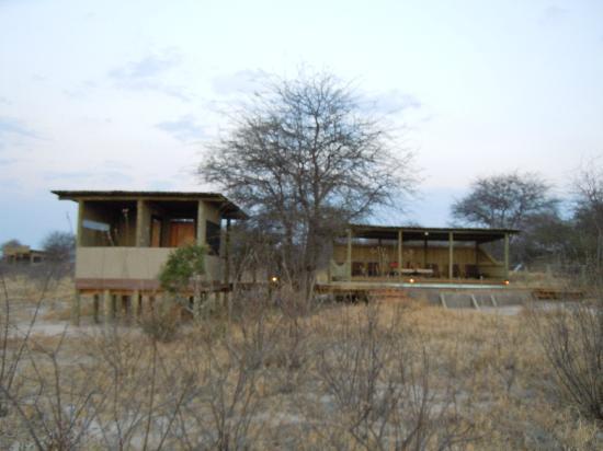 Kalahari Desert Camp: Camp