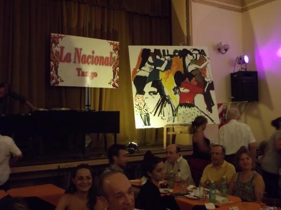 La Perla: Un des endroits pour les amateurs de tango