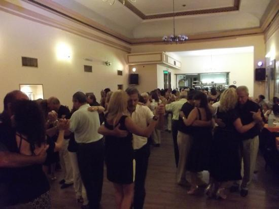 La Perla: Le tango