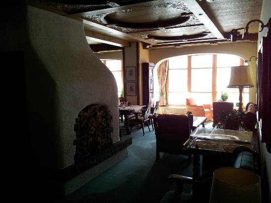 Hotel Kristberg: Lounge and bar