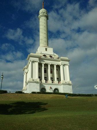 Monumento a los Heroes de la Restauracion: A view for the Monument