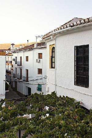 Aires del Molino: Calle del pueblo