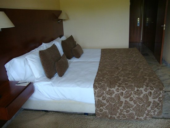 Hotel Carlos I Silgar: quarto...