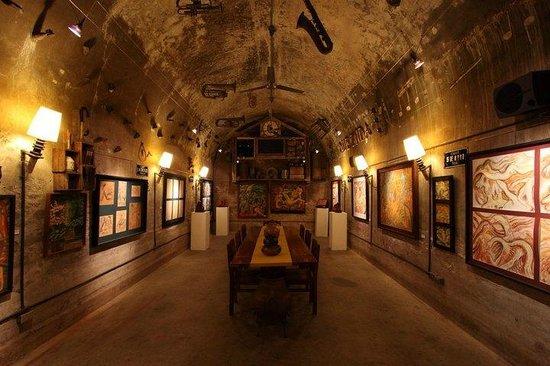 El Aljibe de San Pedro: Ecleptico espacio
