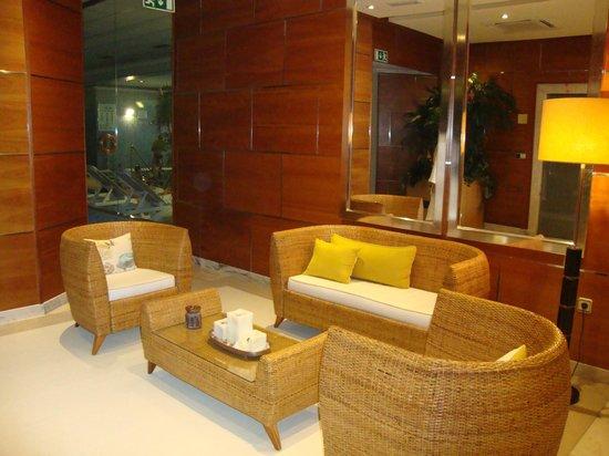 Hotel Carlos I Silgar: Spa...