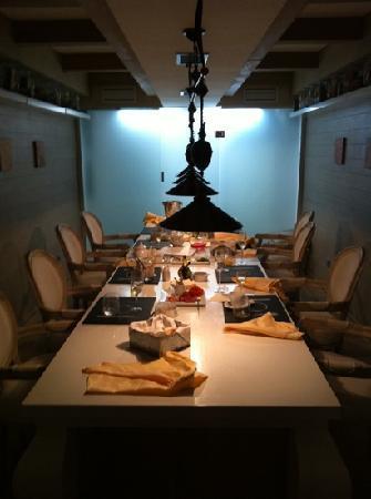 Polenta: отдельный кабинет
