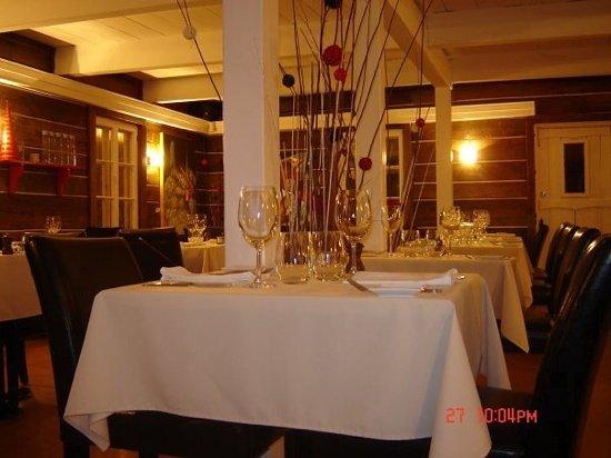 Recto Verso: salle à manger