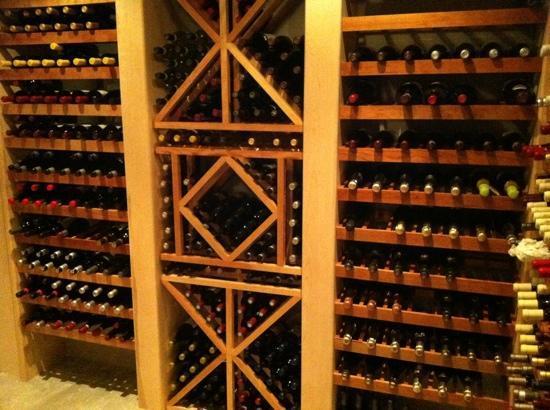 Recto Verso: cave à vin
