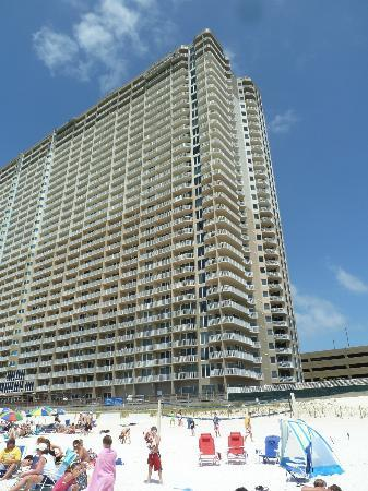 Tidewater Beach Resort Unit 417