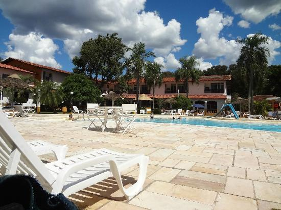 Carima Hotel & Convention: pool area
