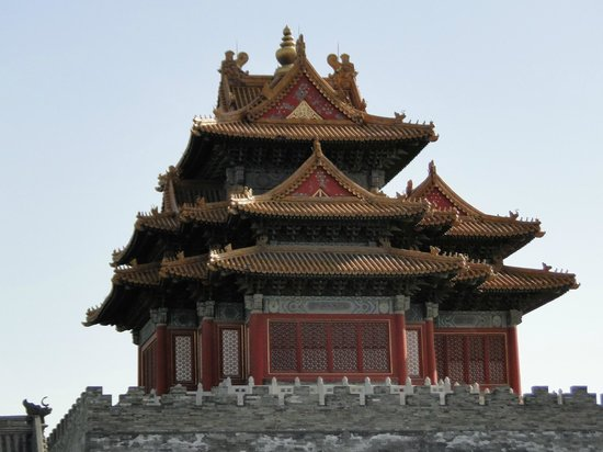 Turret of The Palace Museum
