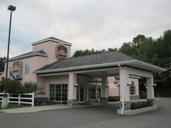 BEST WESTERN Lexington Inn: Außenansicht
