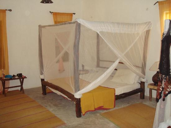 Raha Lodge: Stanza