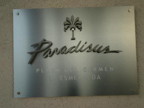 Paradisus Playa Del Carmen La Esmeralda: Paradisus La Esmeralda