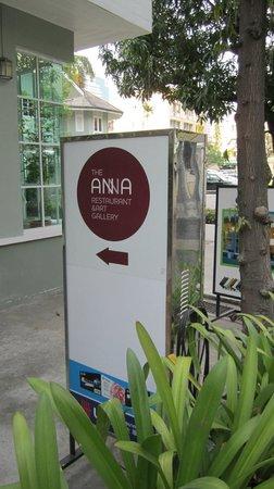 Anna & Son Cuisine: Anna Restaurant