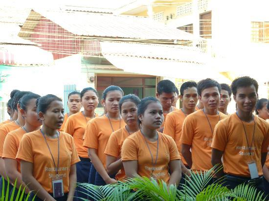 Sala Bai Hotel School: tous concernés