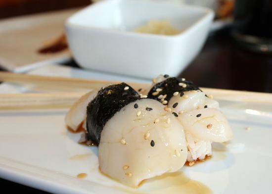 Kabuki Japanese Restaurant (scallop)