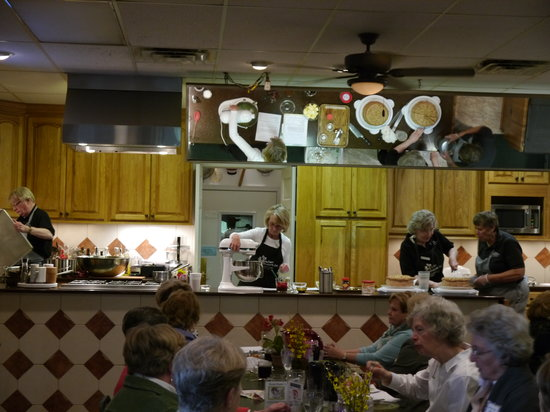 The Kitchen Shoppe Cooking School