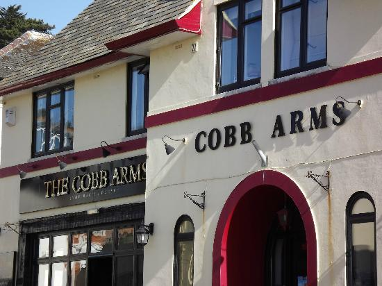 Cobb Arms: hotel