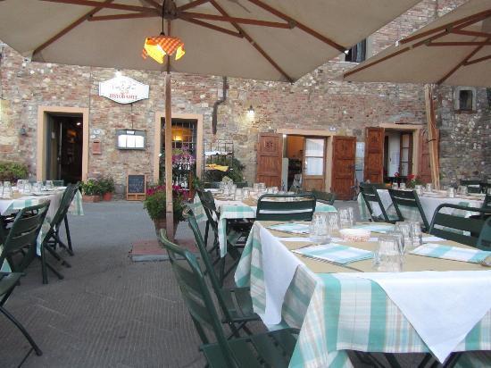 Santa Maria a Poneta: Restaurant in Barberino Val d'Elsa