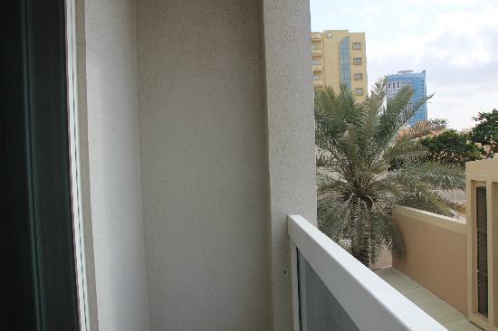 Habib Hotel Apartments: balcony