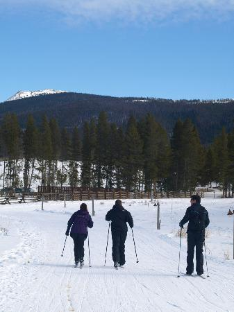 Devil's Thumb Ranch Resort & Spa: cross-country skiing