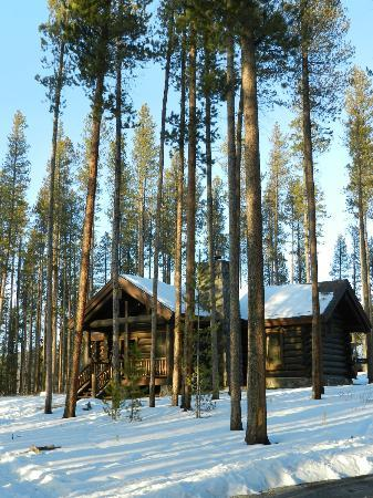 Devil's Thumb Ranch Resort & Spa: Trappers Cabin