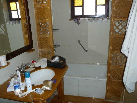 Hotel Rawalkot Jaisalmer: Il bagno