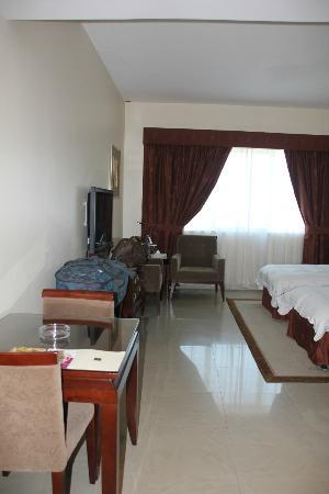 Clifton International Hotel: room