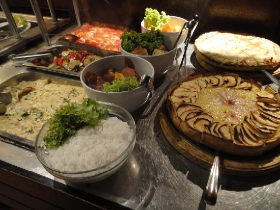 Don Peperone: Close ups on the buffet 2