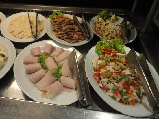 Don Peperone: Close ups on the buffet 3