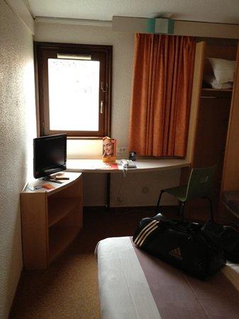 Ibis Périgueux Centre : chambre simple