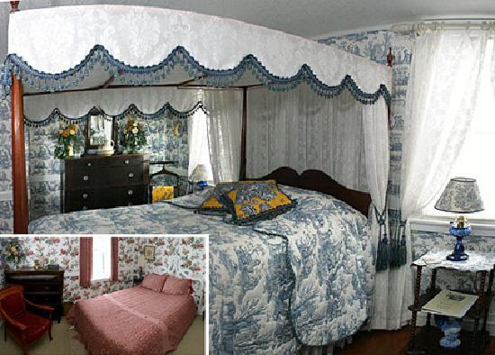 The Fox Inn Bed & Breakfast: Wm. Fox Two Bedroom Suite