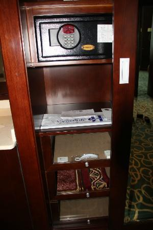 Concorde Hotel Fujairah: room