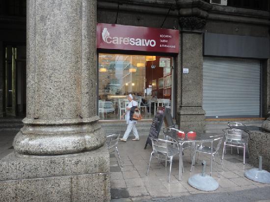 Palacio Salvo: Cafe Salvo