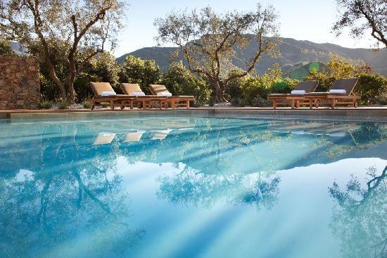 Ranch at Live Oak Malibu: The Ranch pool