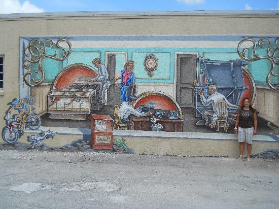 Murals of Lake Placid Picture