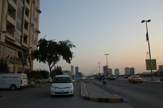 City Hotel: near hotel