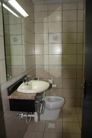 City Hotel: guest toilet