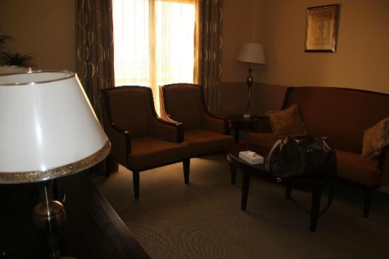 City Hotel: room