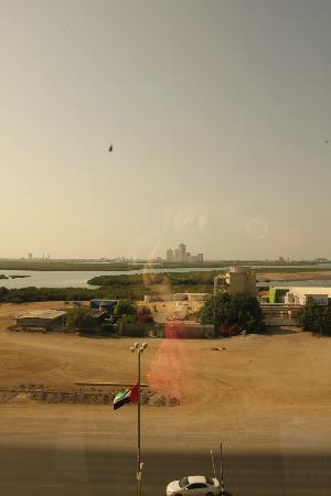 โรงแรมซิตี้: view from room