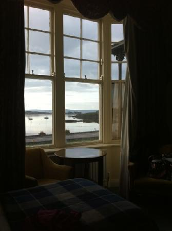 Eccles Hotel Glengarriff: Morning on the bay
